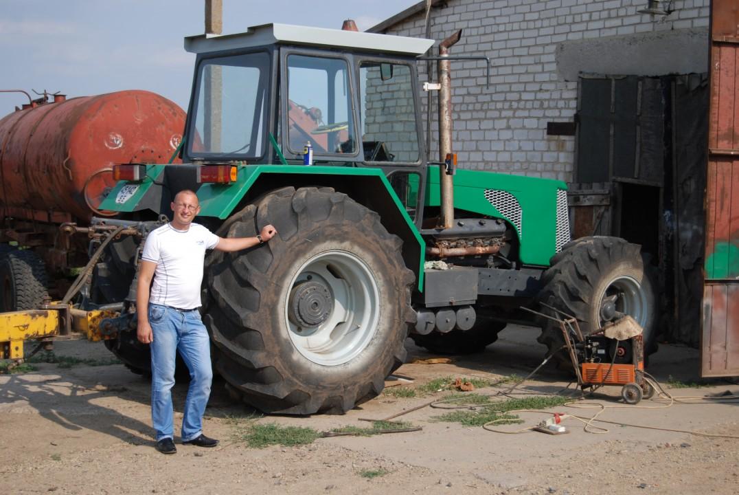 Фермер ру бизон